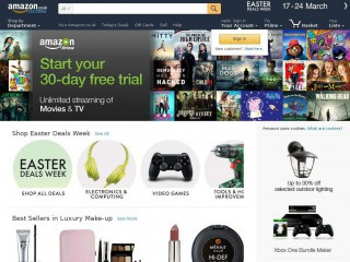 amazon.co.uk screenshot
