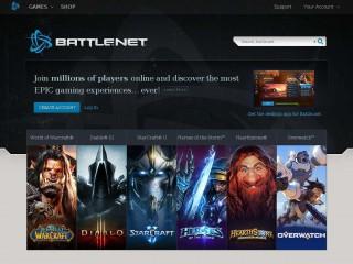 battle.net screenshot