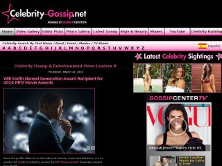 celebrity-gossip.net screenshot