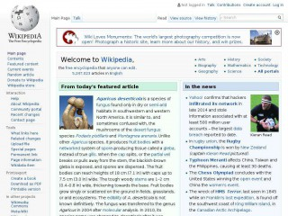 en.wikipedia.org screenshot