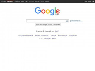 google.com.br screenshot