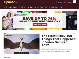 kotaku.co.uk screenshot