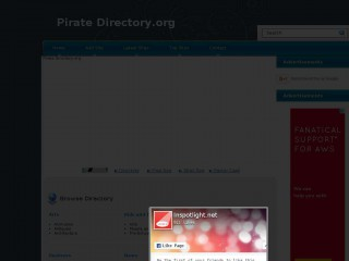 piratedirectory.org screenshot