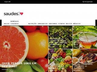 saudes2.com.br screenshot